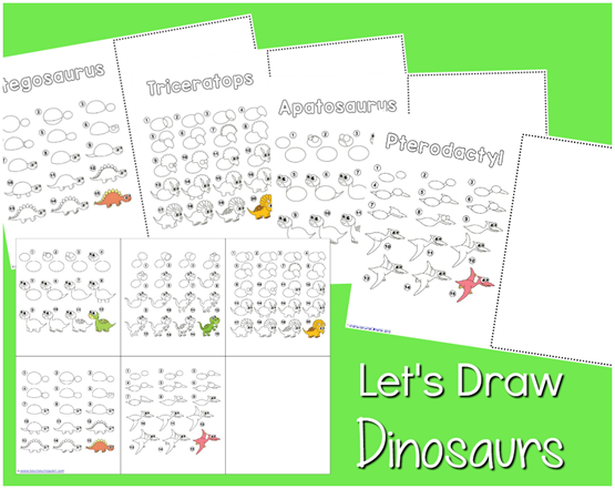 Draw Dinosaurs FB