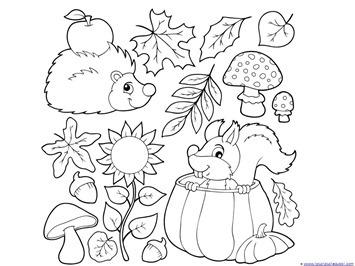 Fall Coloring (5)