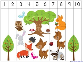 Forest Animals Printables (13)