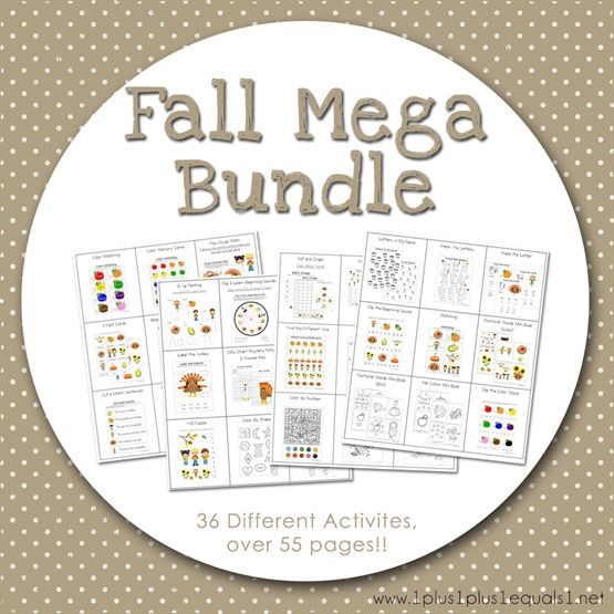 Fall Mega Bundle