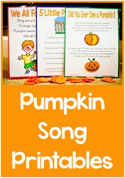 Pumpkin Songs