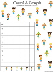 Fall Graphing Printable