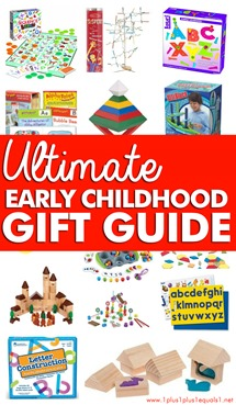 Ultimate Early Childhood Christmas Gift Guide