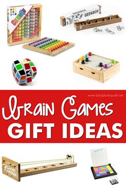 Brain Games Gift Ideas