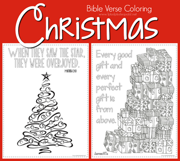Bible Verses For Christmas.Christmas Bible Verse Coloring Pages 1 1 1 1