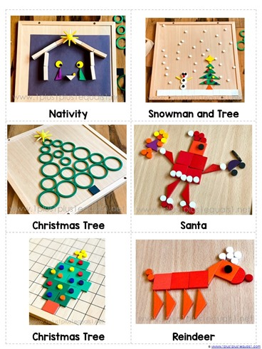 Christmas Fun with Spielgaben