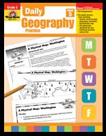 Evan-Moor Daily Geography Practice 5th Grade