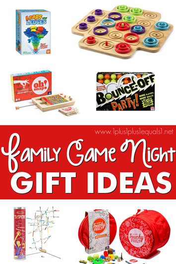 Family Game Night Gift Ideas
