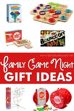 Family Game Night Gift Ideas