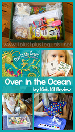 Over in the Ocean Unit Study with Ivy Kids Kits