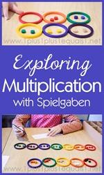 Multiplication with Spielgaben