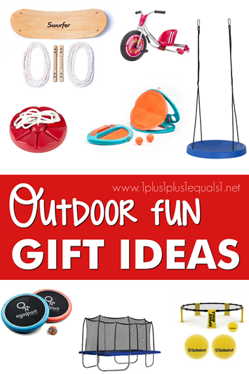 Outdoor Fun Gift Ideas