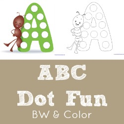 ABC Dot Fun
