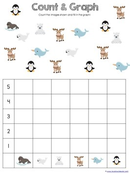 Snowy Fun Math Pack (7)