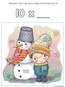 Winter Multiplication Games (12)