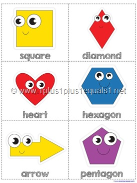 Shape Flashcards (1)