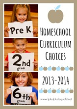 Homeschool Curriculum Choices