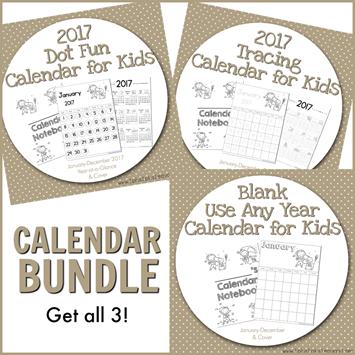 Calendar-Bundle4225