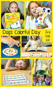Dog's Colorful Day Ivy Kids Kit Review[3]