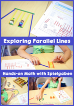 Exploring Parallel Lines with Spielgaben