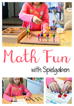 Making Math Come Alive with Spielgaben