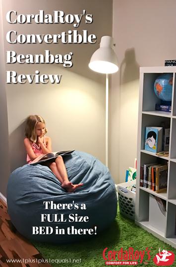 CordaRoy's Convertible Beanbag Review