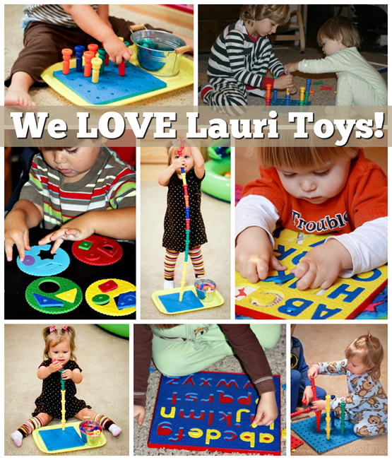 1 1 1=1 Loves Lauri Toys