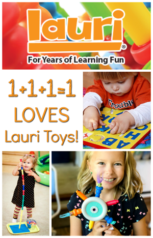 Lauri Toys for Early Childhood