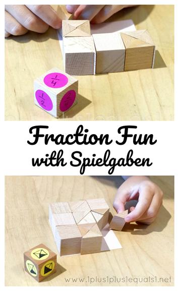 Fraction Fun with Spielgaben
