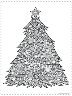 Christmas Coloring Pages (5)