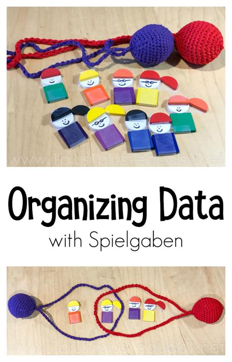 Organizing Data with Spielgaben