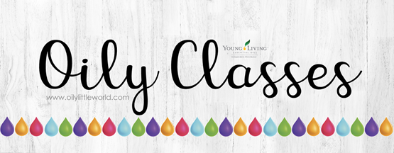 Oily Classes header