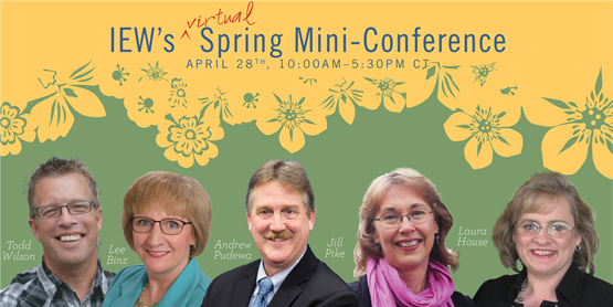Spring Mini Conference_Button 2
