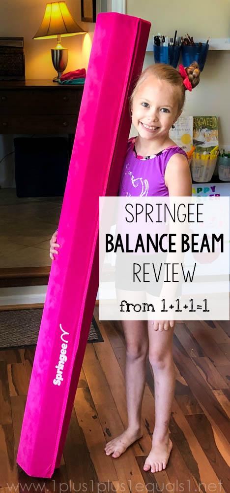 Springee Balance Beam Review