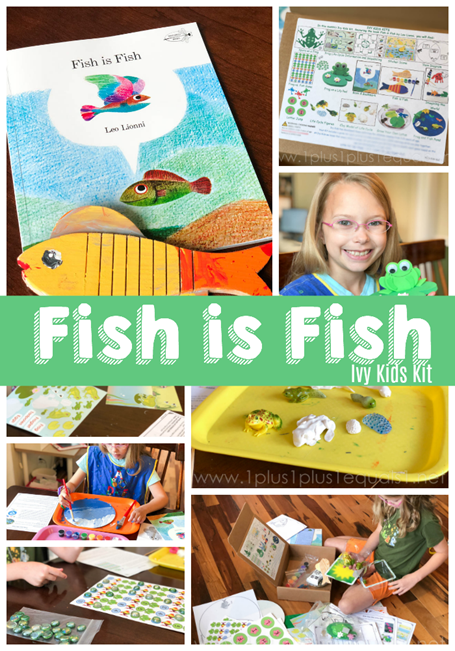 Fish is Fish ivy Kids Kit Review