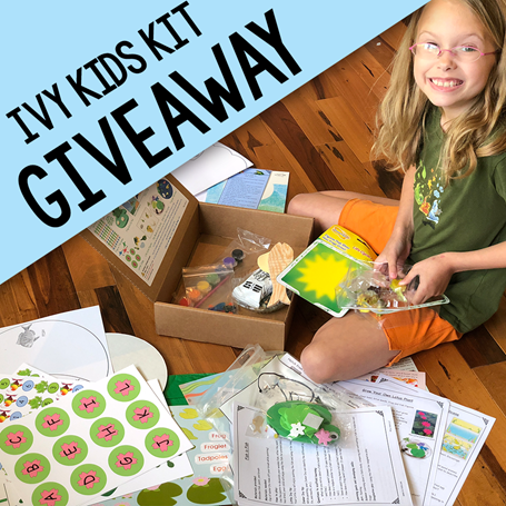 Ivy Kids IG giveaway