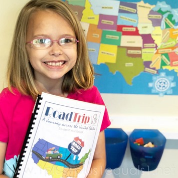 3rd Grade Homeschool Year End Review (10 of 9)