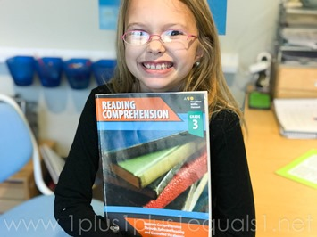 3rd Grade Homeschool Year End Review (9 of 9)