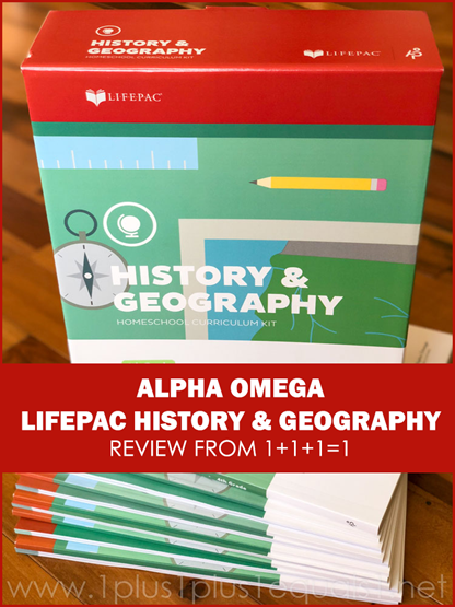 Alpha Omega LIFEPAC History and Geography Review