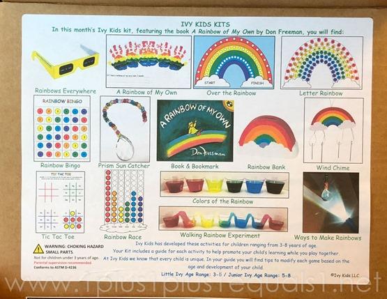 Ivy Kids Kit Rainbows (2 of 2)
