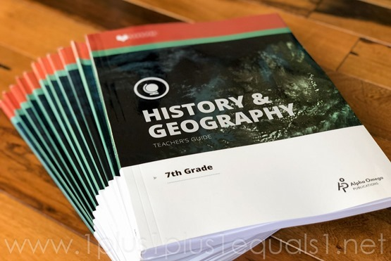 LIFEPAC History and Geography Review (1 of 3)-2