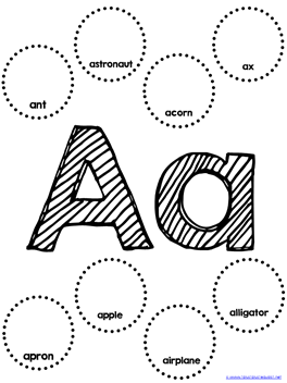 Make Your Own Letter Posters A