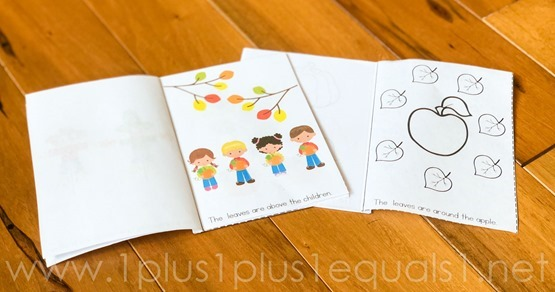 Fall Mini Books (3 of 5)