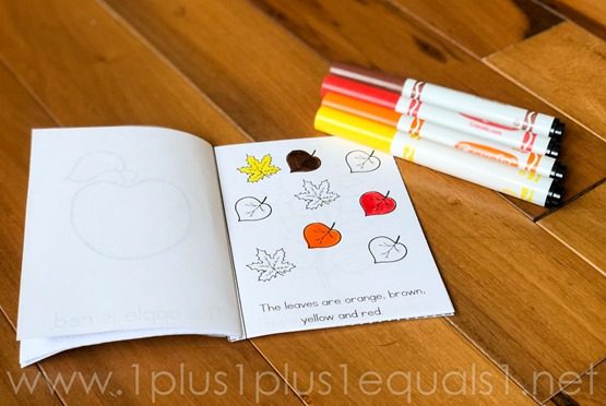 Fall Mini Books (5 of 5)