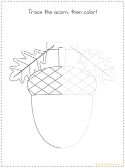 Fall Tracing Printables (1)