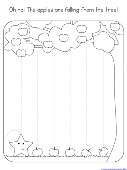 Tracing Fun with Apples (4)