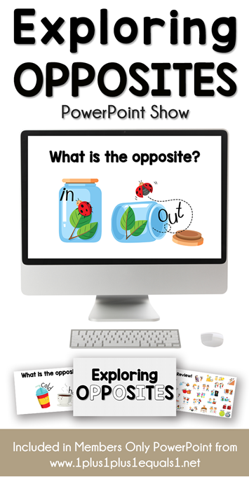 Exploring Opposites PowerPoint Show