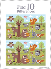 FOREST Animal Fun Pack