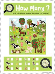 Farm Animal Fun Pack (2)
