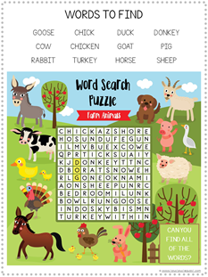 Farm Animal Fun Pack (5)